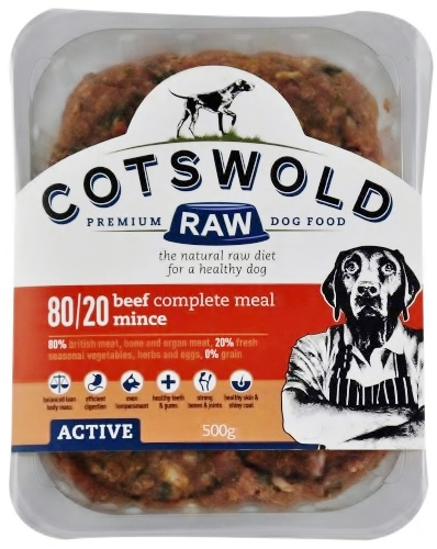 Cotswold Raw Beef Mince 500g