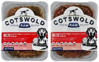 Cotswold Raw Beef & Tripe