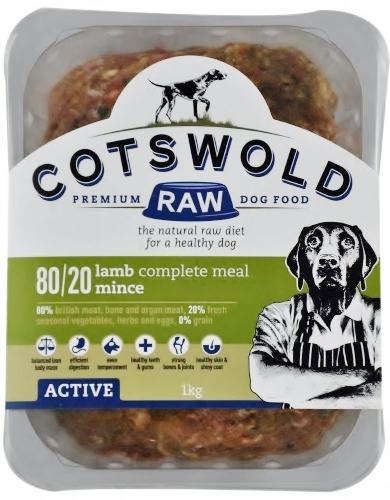 Cotswold Raw Lamb Mince 1kg