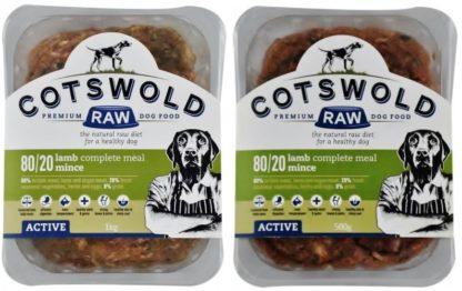 Cotswold Raw Lamb Mince