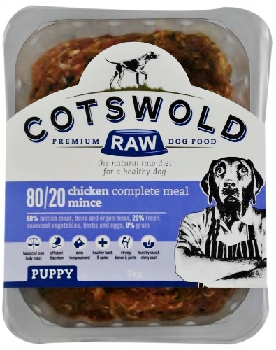 Cotswold Raw Puppy Chicken 1kg