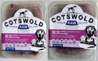 Cotswold Raw Turkey Sausage