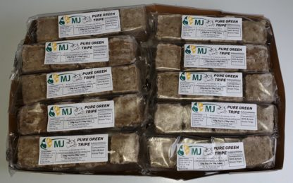 MJ Pure Green Tripe Box of 20