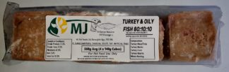 MJ Tukey and Oily Fish Prey Model