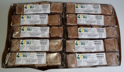 MJ Tukey and Oily Fish Prey Model Box of 20