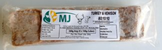 MJ Turkey and Venison Prey Model