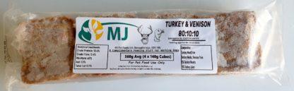 MJ Turkey and Venison Prey Model