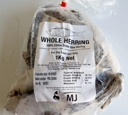 MJ Whole Herring 1kg