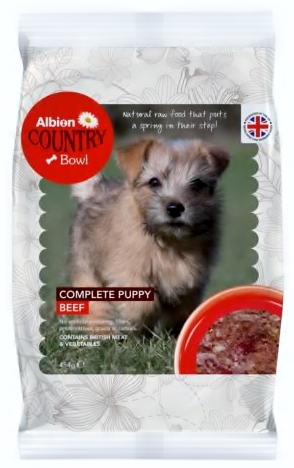 Albion Complete Puppy Beef