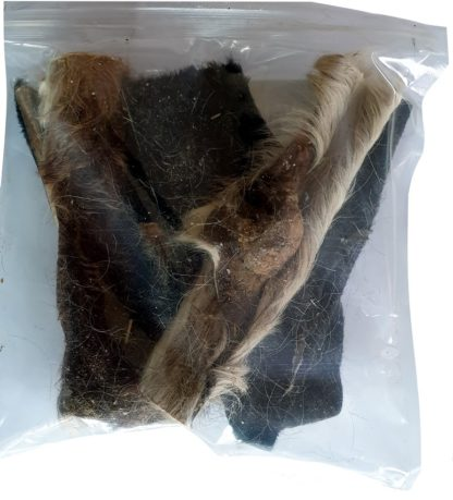 Beef Head Skin and Hair