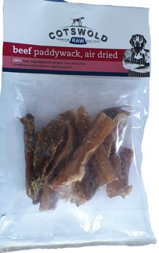 Cotswold Raw Beef Paddywack