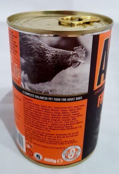 AATU Tinned Chicken Complete