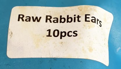 DAF Rabbit Ears Label