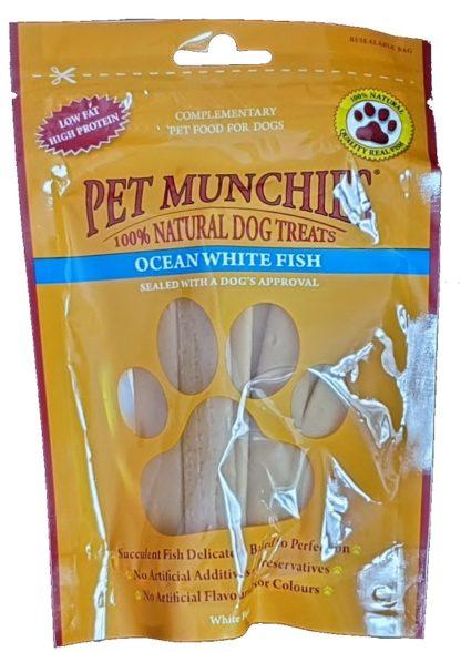 Pet Munchies Ocean White Fish