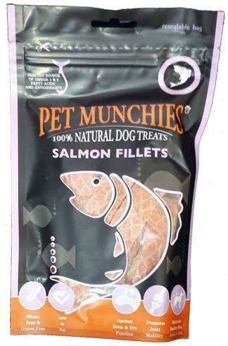 Pet Munchies Salmon Fillets