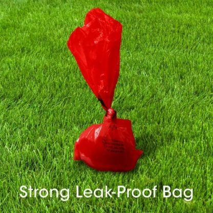 Stong and Leak Proof Poop Bags