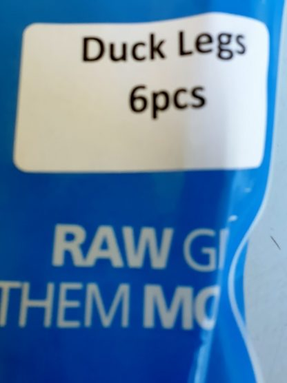 DAF Duck Legs Label