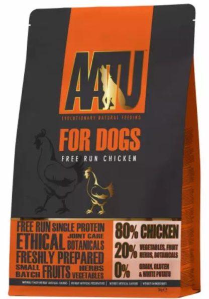 AATU Dried Chicken