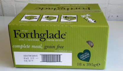 Forthglade Chicken with Butternut Squash and Veg Box