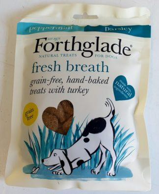 Forthglade Fresh Breath Turkey Treat