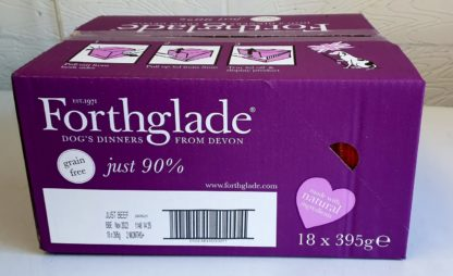 Forthglade Just Beef Box