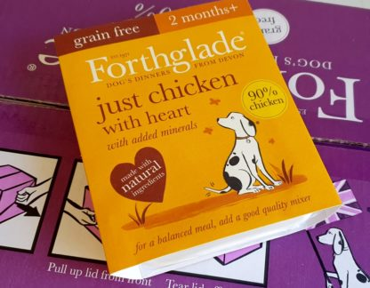 Forthglade Just Chicken with Heart