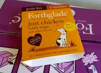 Forthglade Just Chicken with Tripe