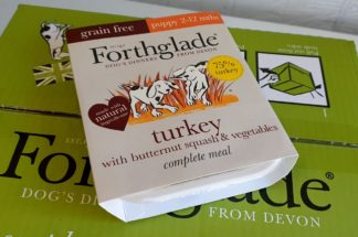 Forthglade Puppy Turkey with Butternut Squash and Veg Complete