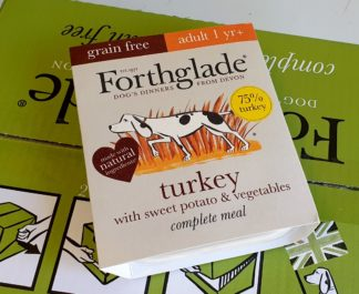Forthglade Turkey with Sweet potato and Veg Complete