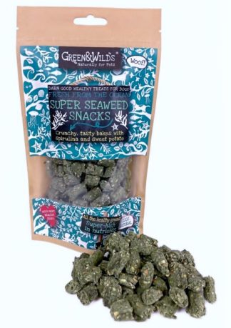 Green and Wild Super Seaweed Snack