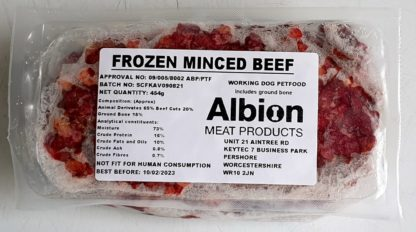 Albion Value Beef Single