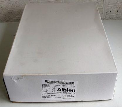 Albion Value Chicken and Tripe Box