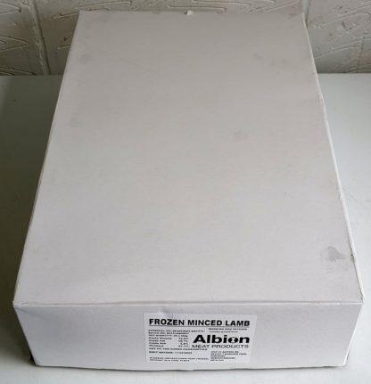 Albion Value Lamb Box