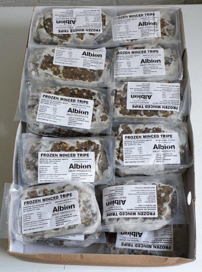 Albion Value Tripe Box of 20