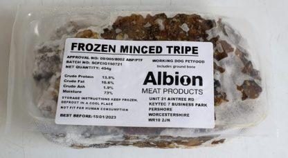 Albion Value Tripe Single