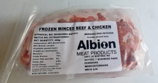 Albion Beef and Chicken