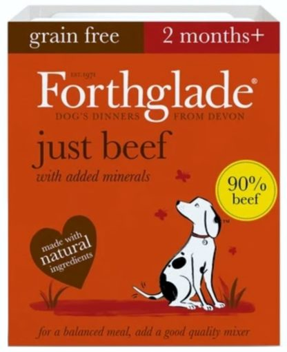 Forthglade Variety 12 Pack Beef